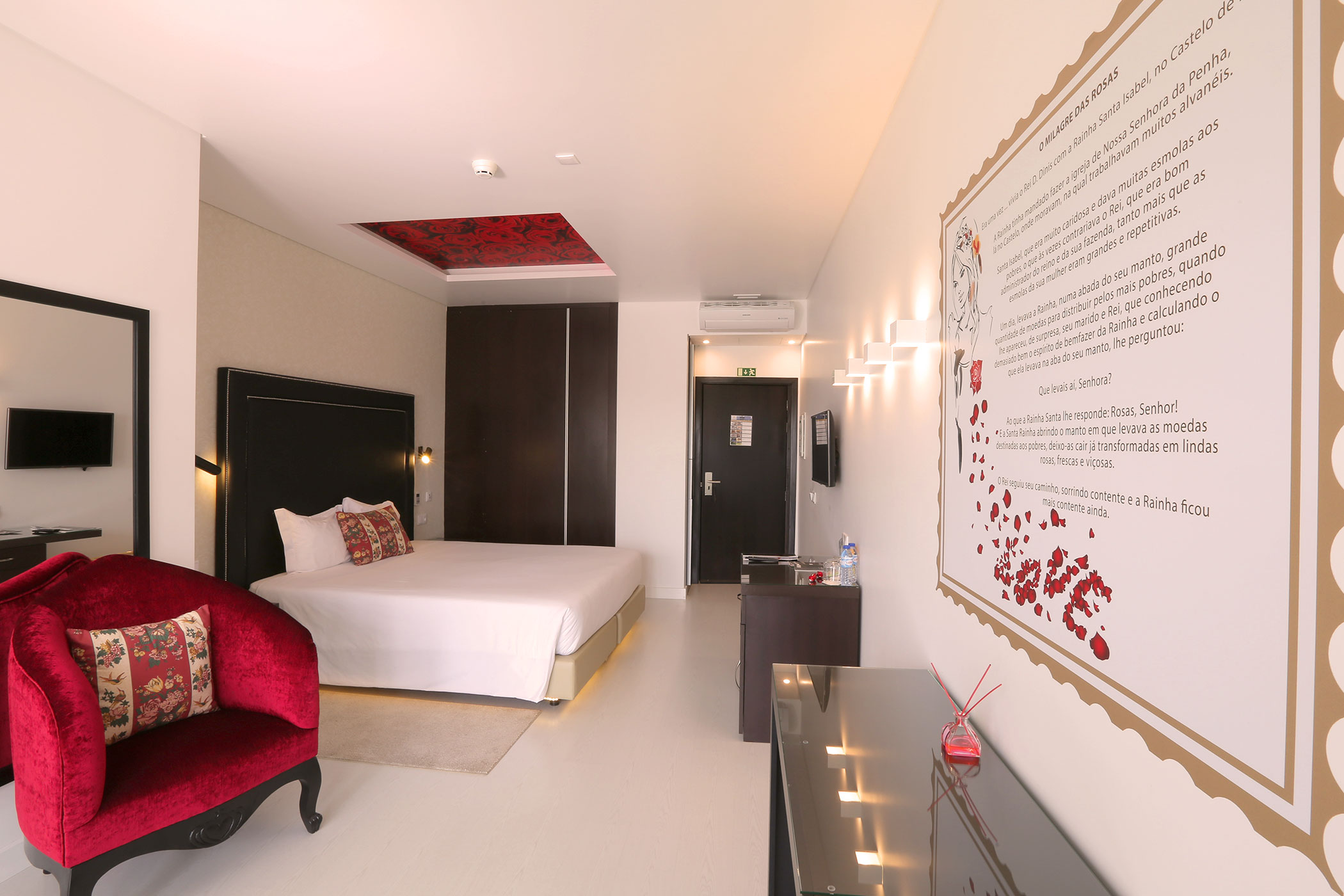 Superior Double Room Milagre das Rosas - Lisotel Hotel and Spa