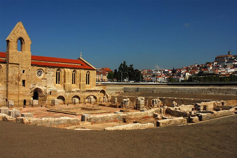Coimbra Mosteiro Santa Clara-a-Velha