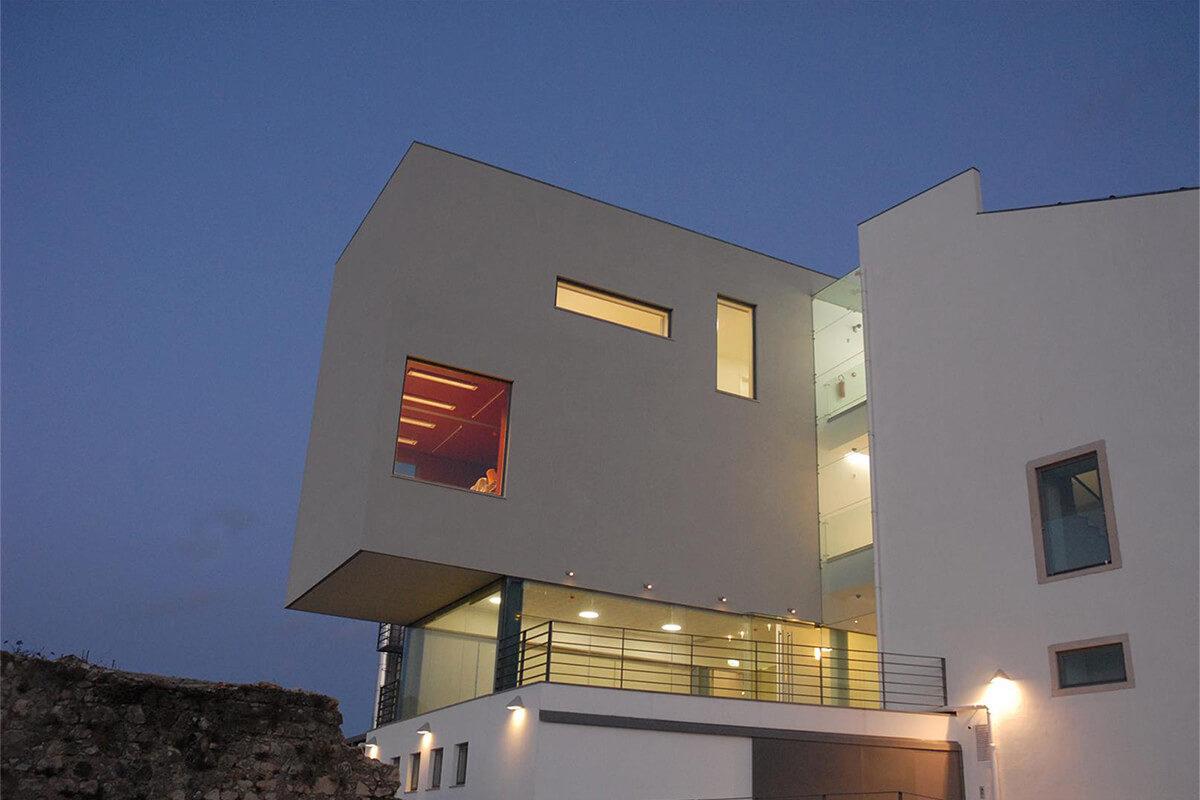 MIMO - museu da imagem em movimento, Leiria