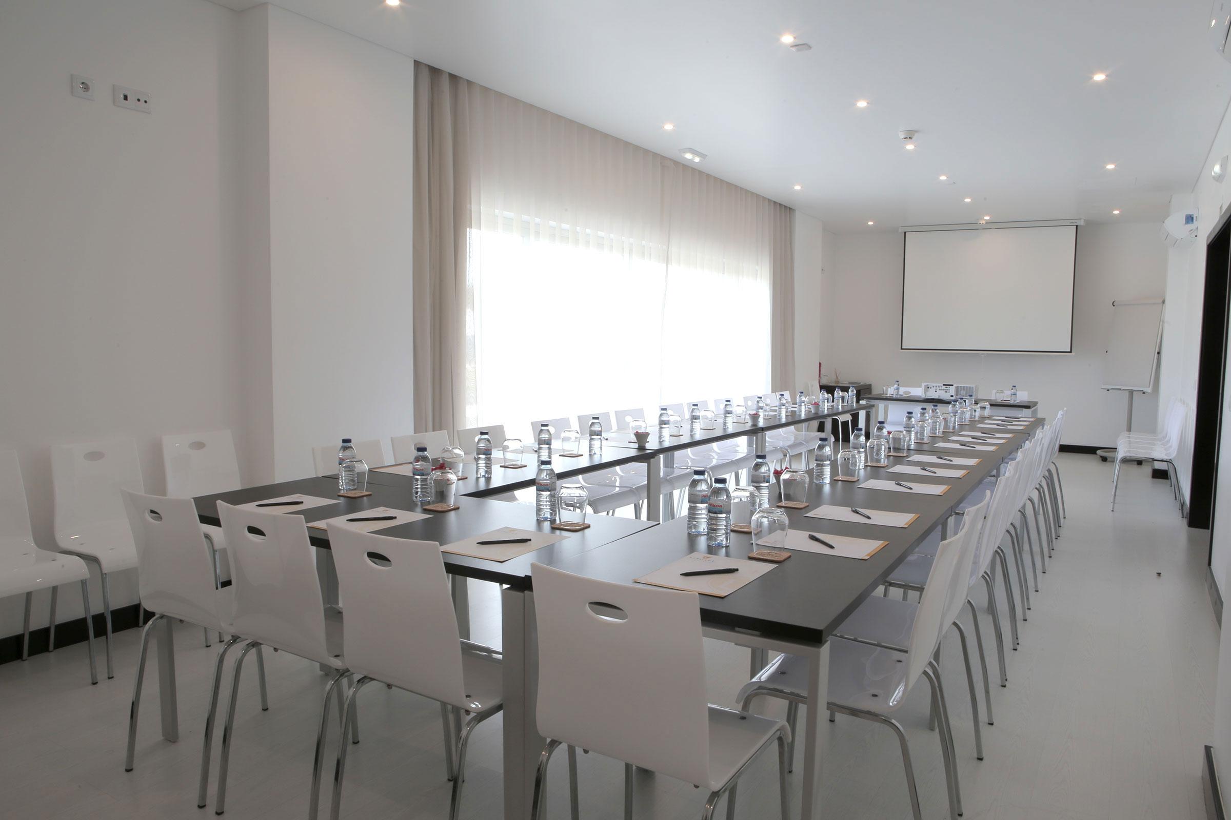 Sala de reuniões Eça de Queirós - Lisotel Hotel e Spa
