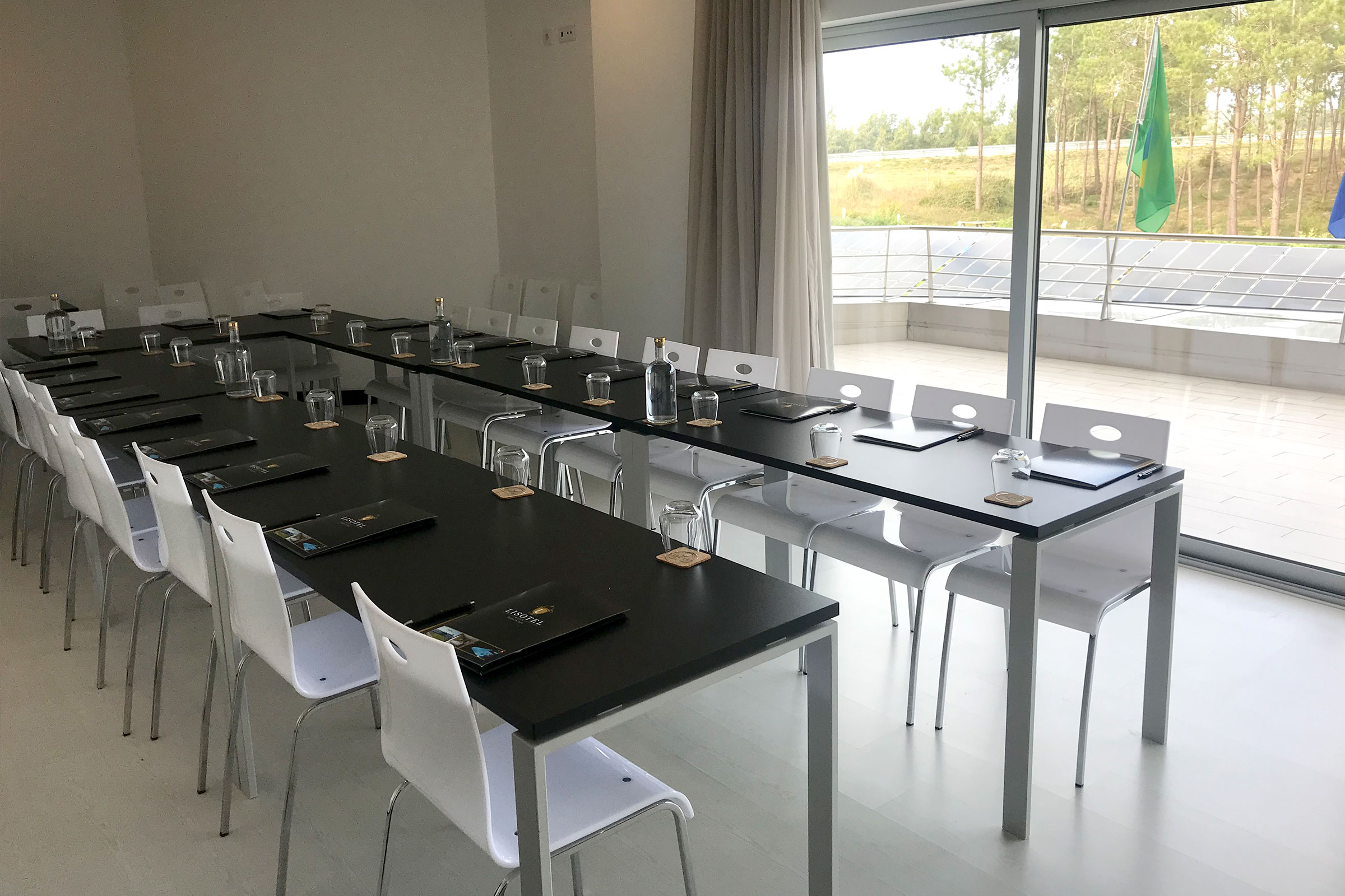 Sala de reuniones Eça de Queirós - Lisotel Hotel & Spa