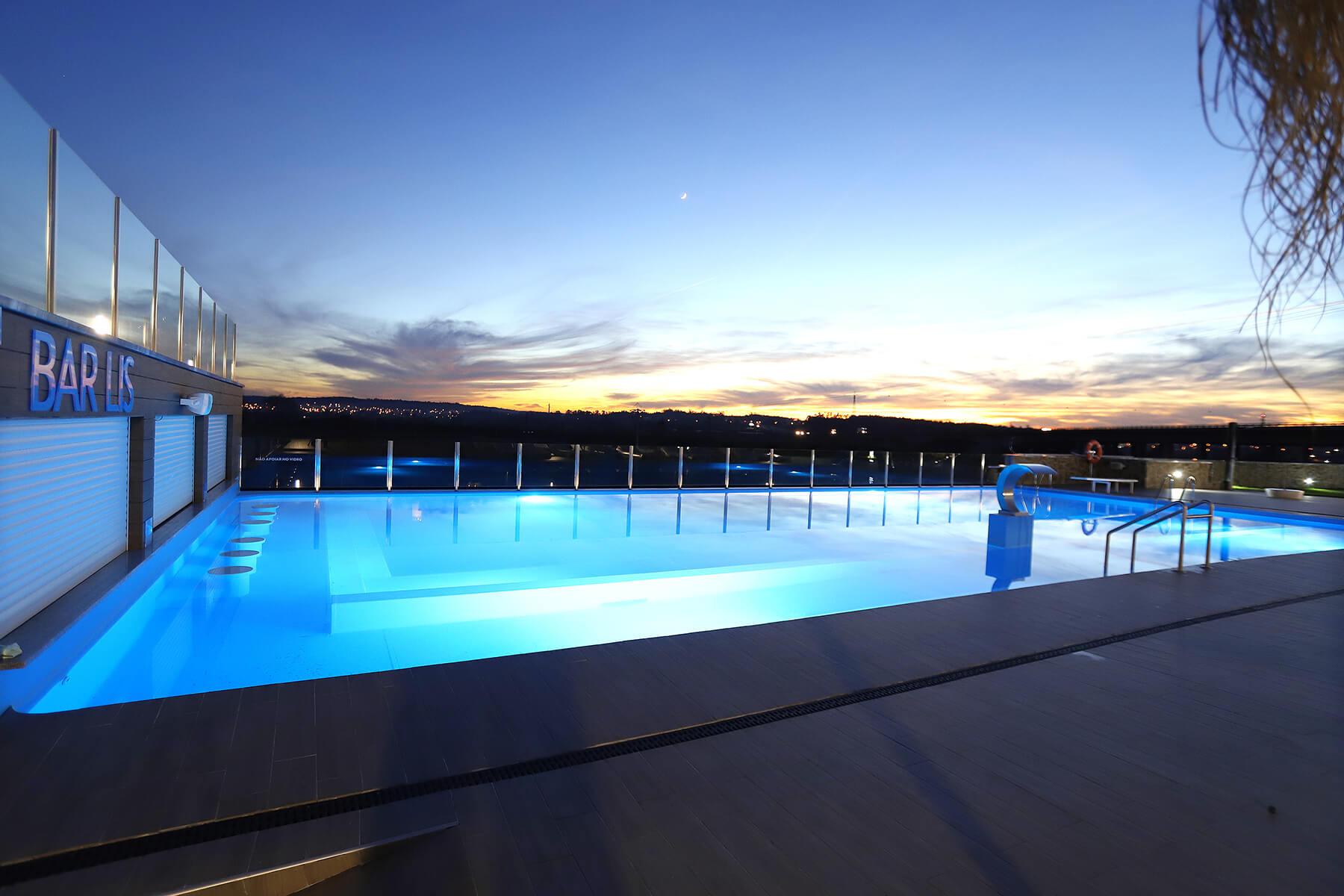 Piscina Exterior - Lisotel Hotel e Spa