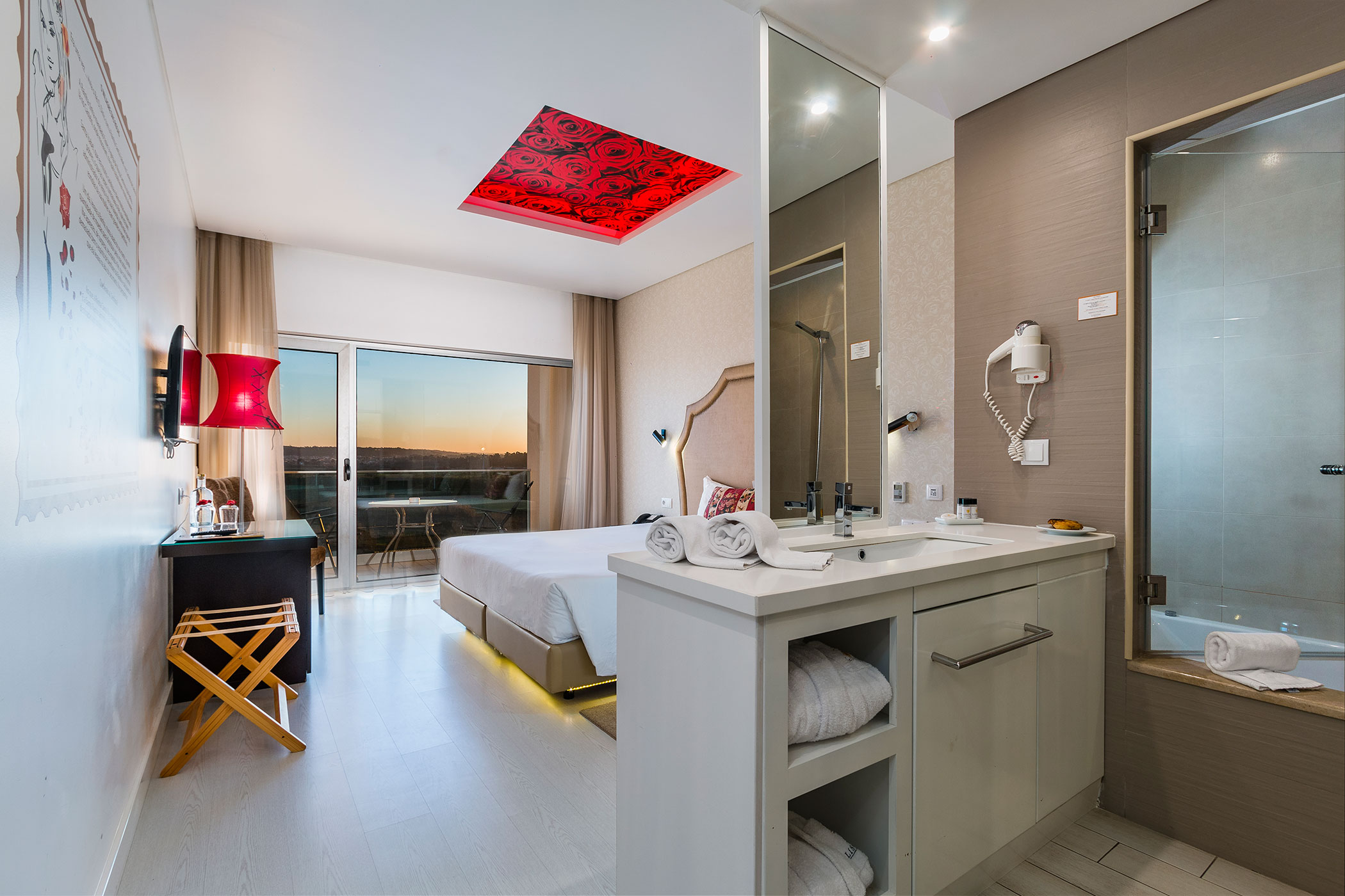 Quarto Standard Milagre das Rosas - Lisotel Hotel e Spa