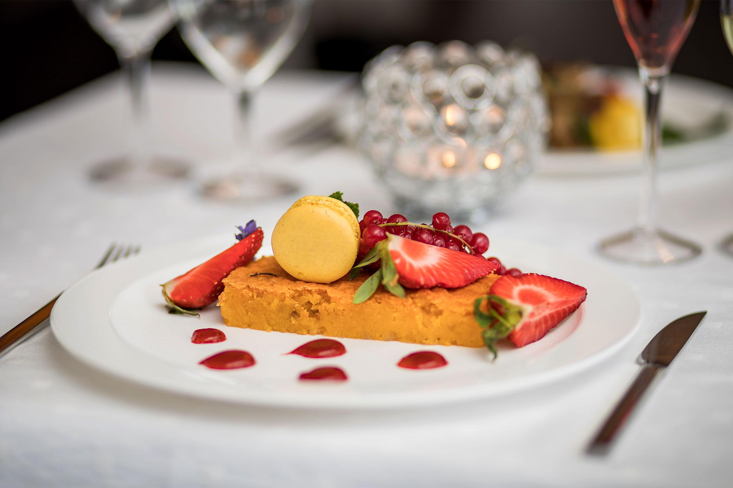 Sobremesa - Restaurante D. Dinis - Lisotel Hotel & Spa