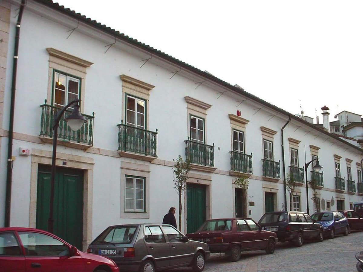 Biblioteca Municipal Afonso Lopes Vieira, Leiria