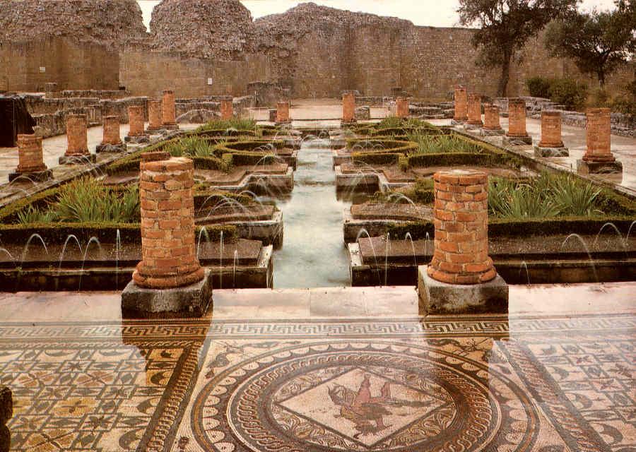 Ruínas Romanas de Conímbriga