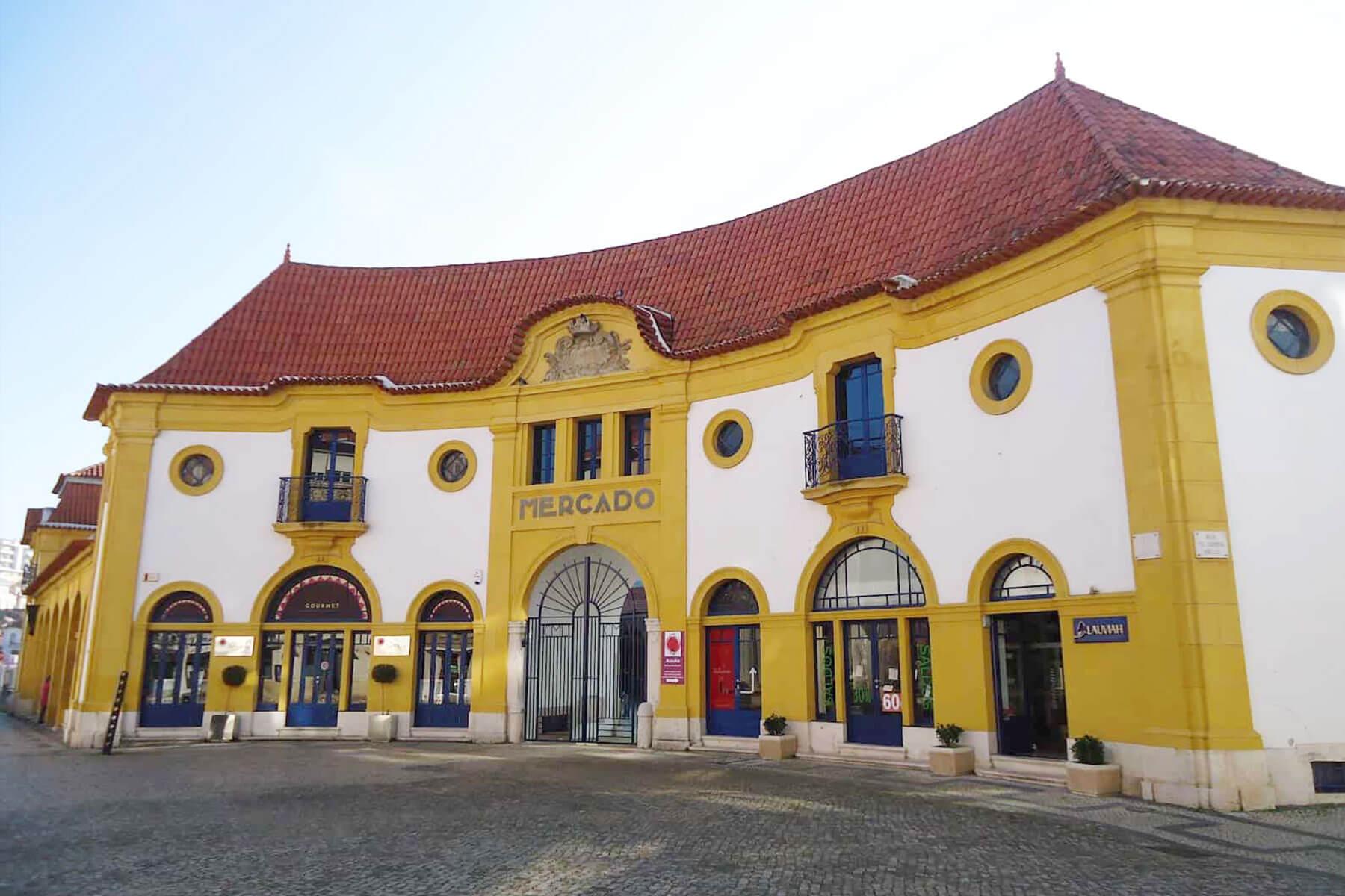 Mercado Santana, Leiria