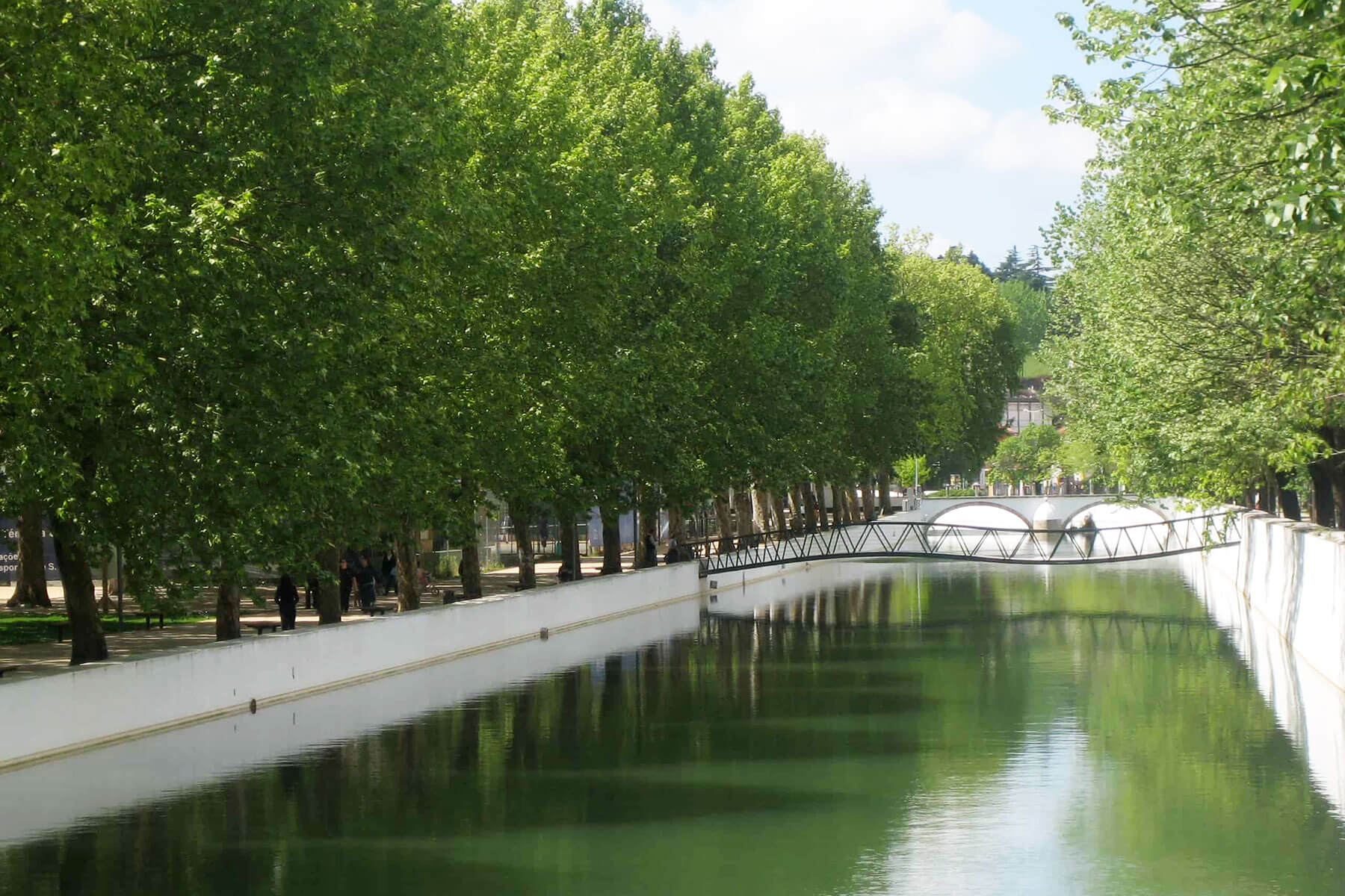 Rio Lis, Leiria