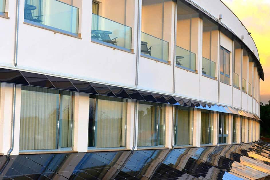 Solar Panels - Lisotel Hotel & Spa