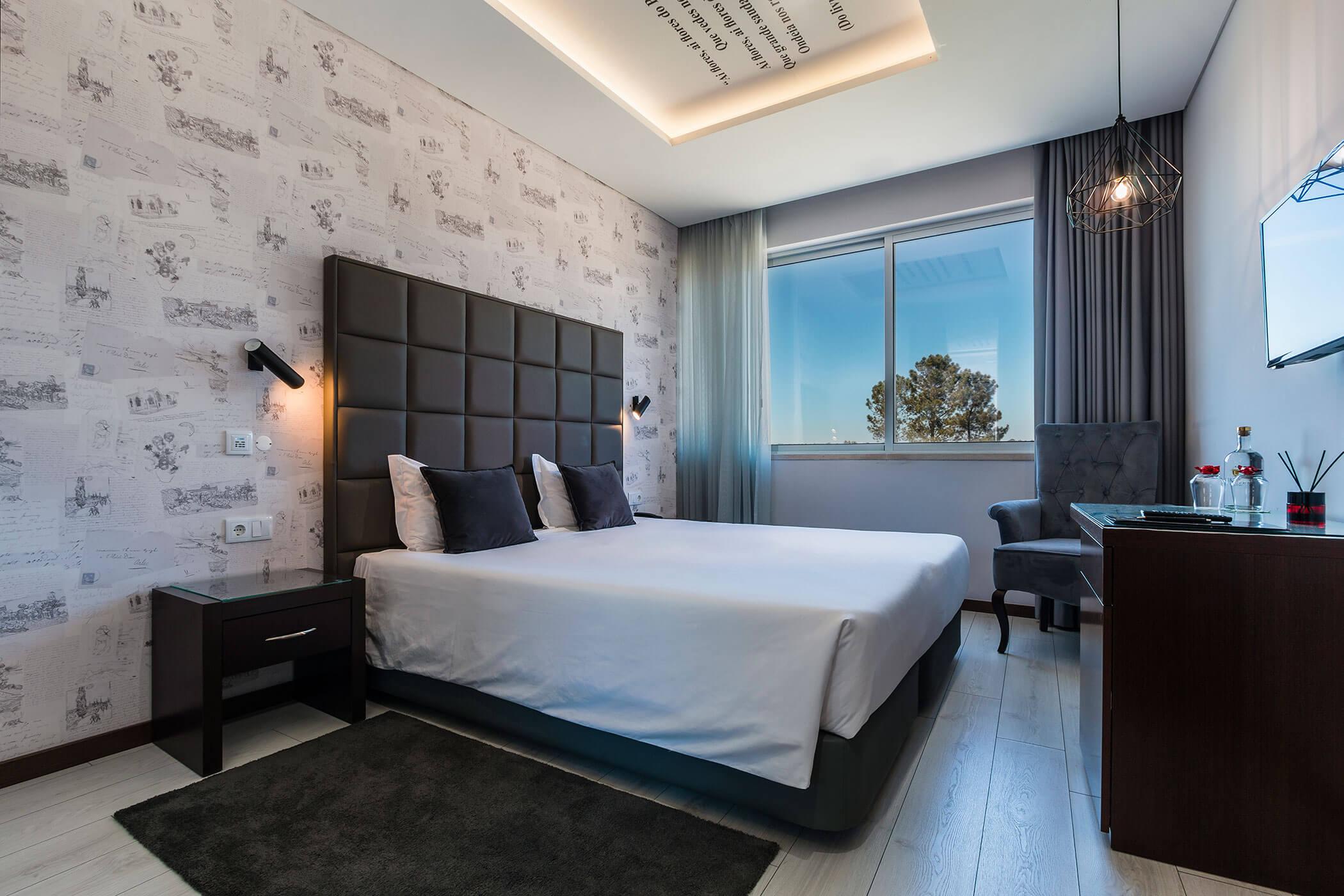 Standard Double/Twin Room Escritores de Leiria - Lisotel Hotel & Spa, Leiria