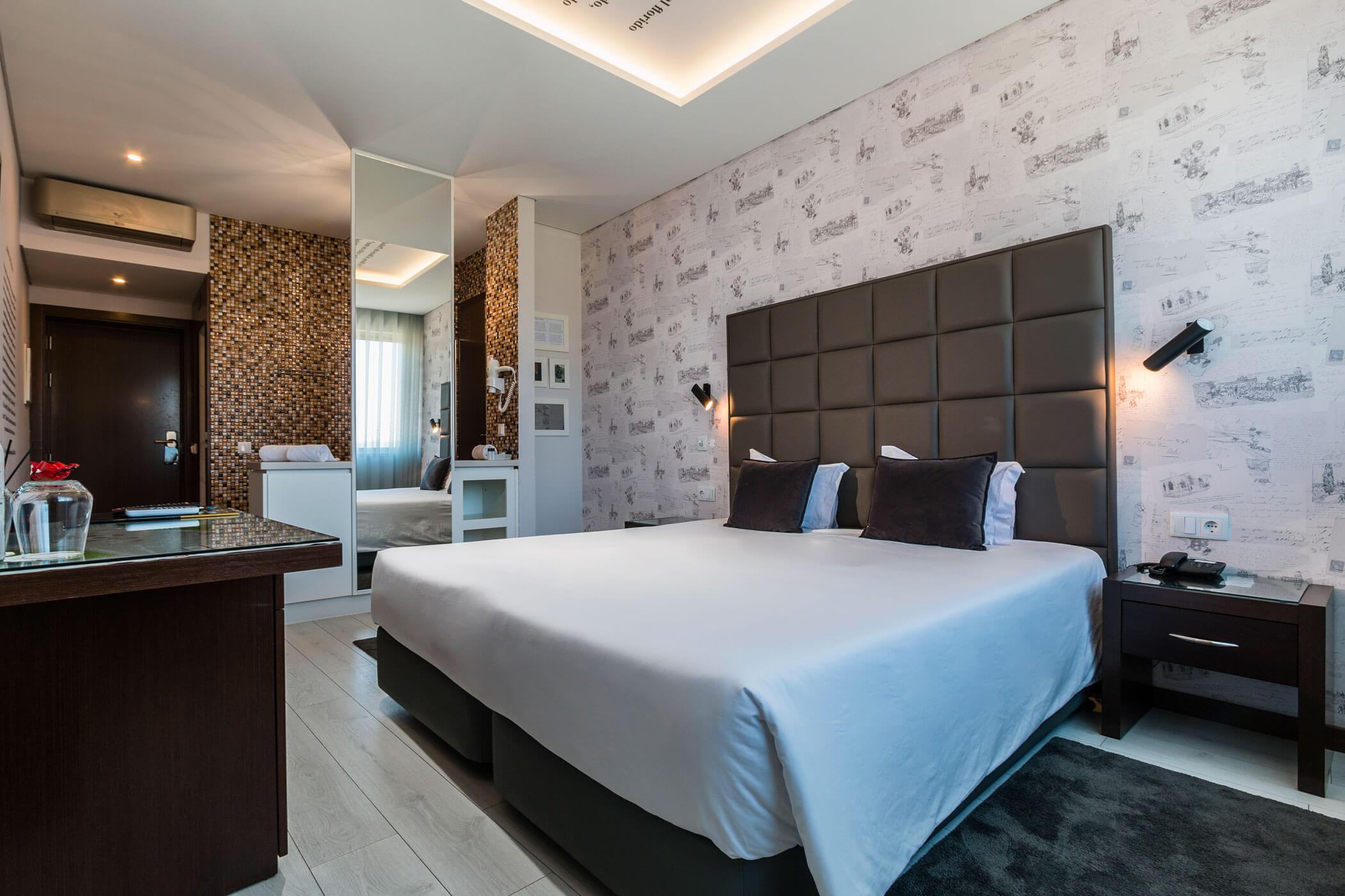 Quarto Duplo/Twin Standard Escritores de Leiria - Lisotel Hotel & Spa, Leiria