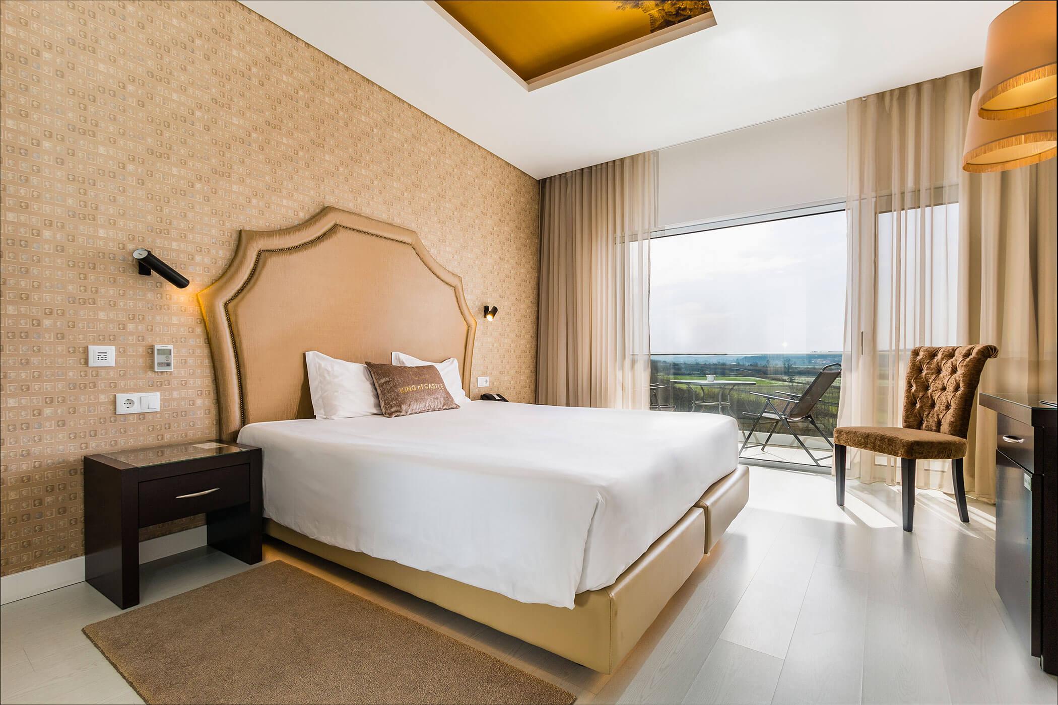 Quarto Duplo Standard Castelo de Leiria - Lisotel Hotel e Spa, Leiria