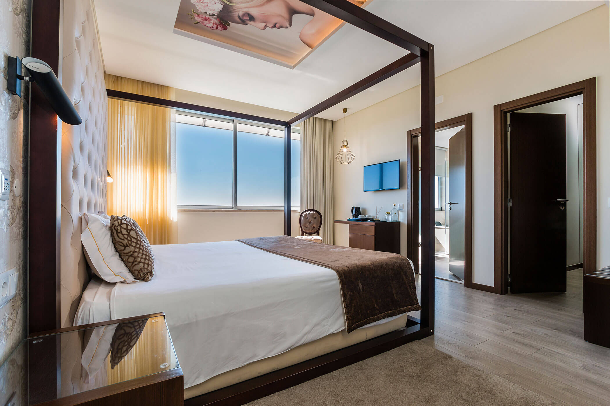 Habitación Doble Superior Princesa Zara, con armario privado - Lisotel Hotel & Spa, Leiria
