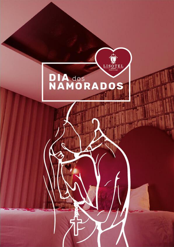 Dia dos Namorados - Lisotel Hotel e Spa, Leiria