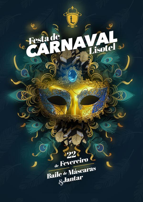 Festa de Carnaval 2020 - Lisotel Hotel e Spa, Leiria
