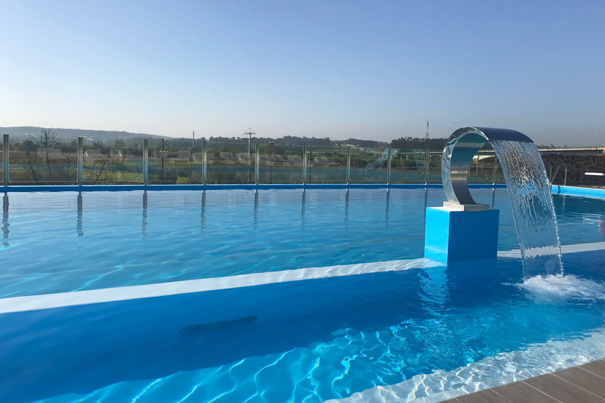 Outdoor Pool - Lisotel Hotel e Spa