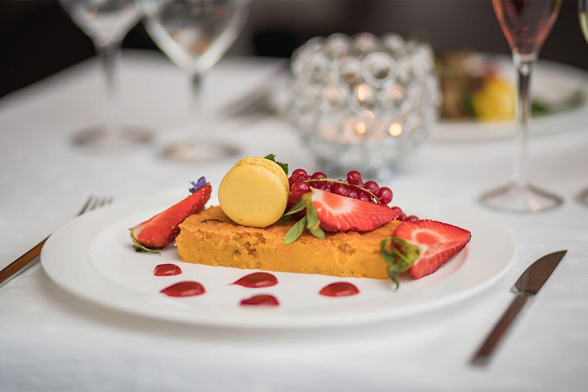 Dessert - D. Dinis Restaurant - Lisotel Hotel & Spa